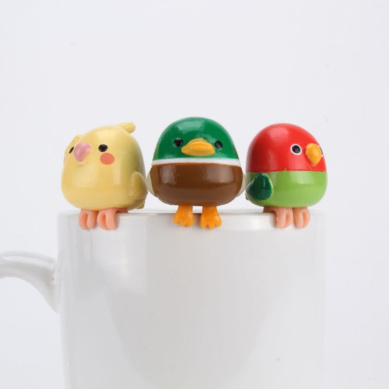 Bird Corps Cup Sitters - Random Assortment