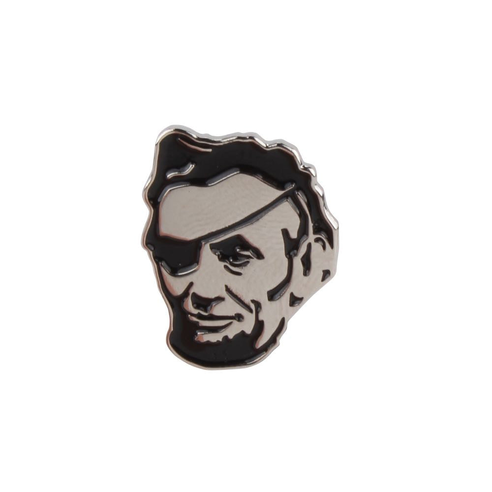 Rotofugi Pirate Abe Enamel Pin