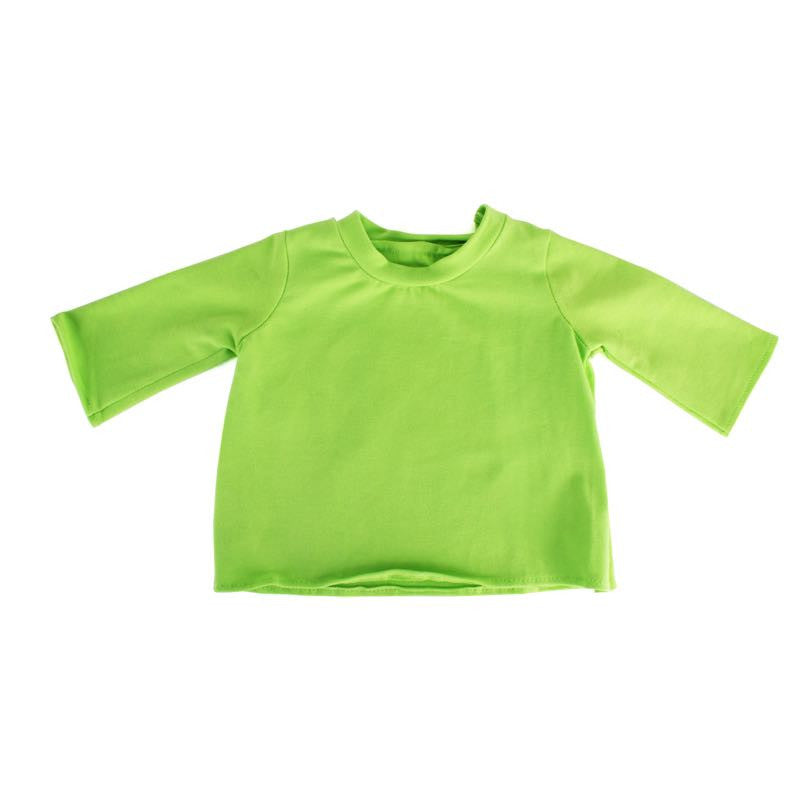 Green Long Sleeve Tee for 20