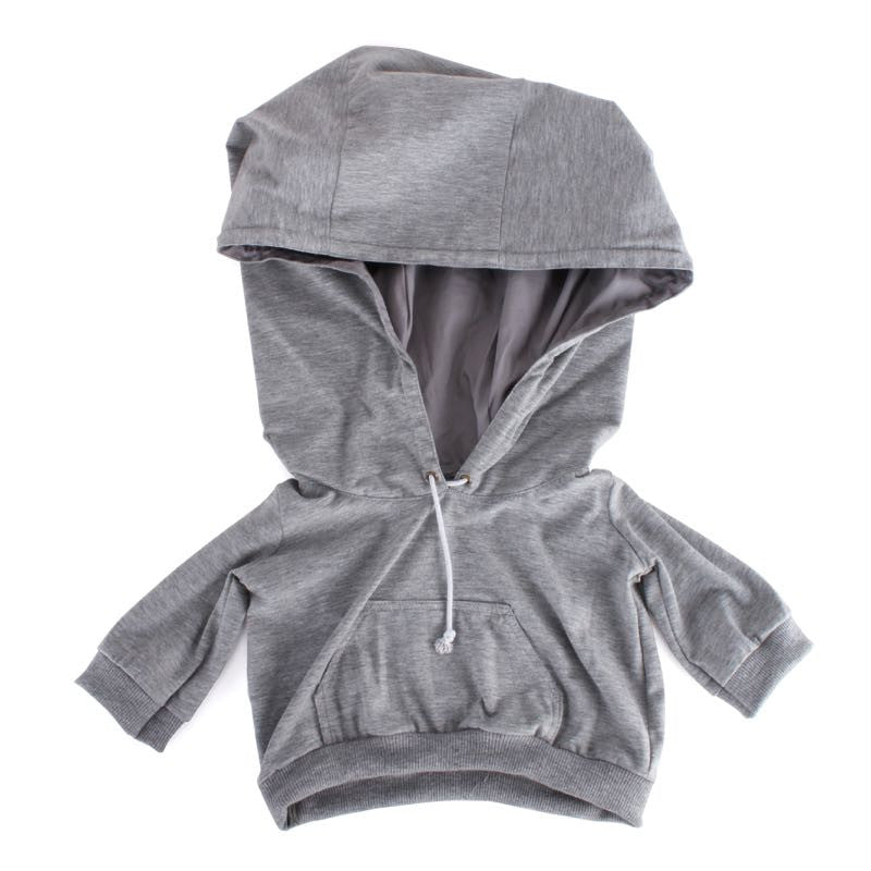 Heather Hoodie for 20
