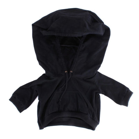 "Black Hoodie for 20"" Squadt"