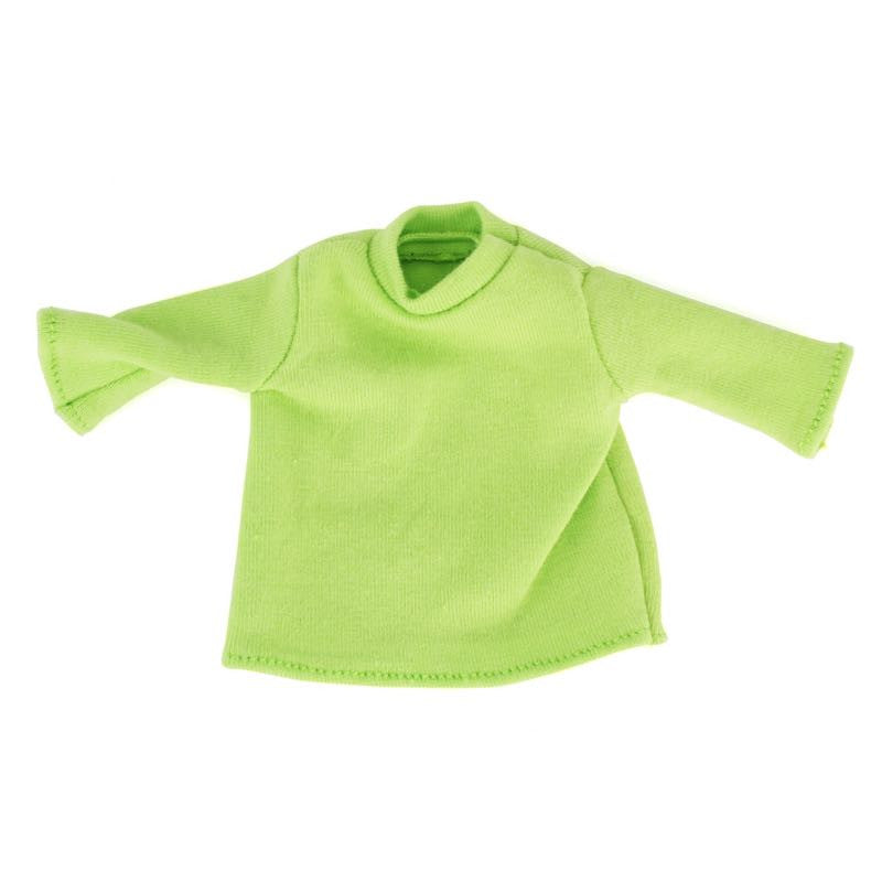 Green Long Sleeve Tee for 6