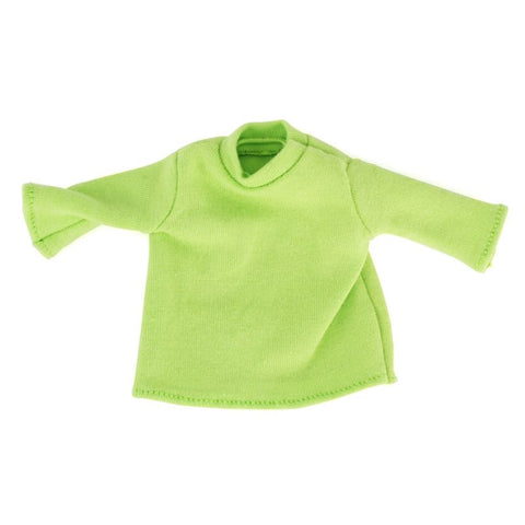 "Green Long Sleeve Tee for 6"" Squadt"