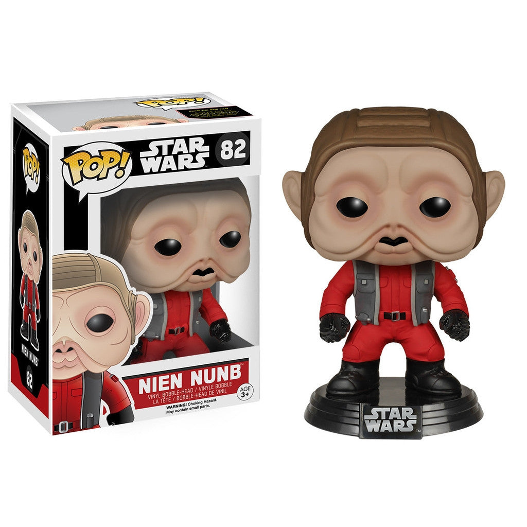 Nien Nunb - POP! Star Wars Episode 7 - Bobble