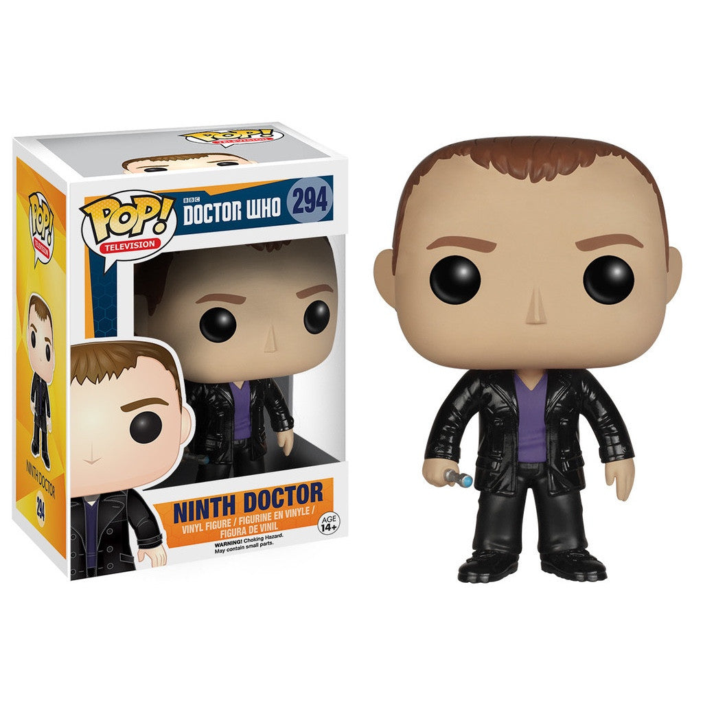 Ninth Doctor - Doctor Who - POP! Television