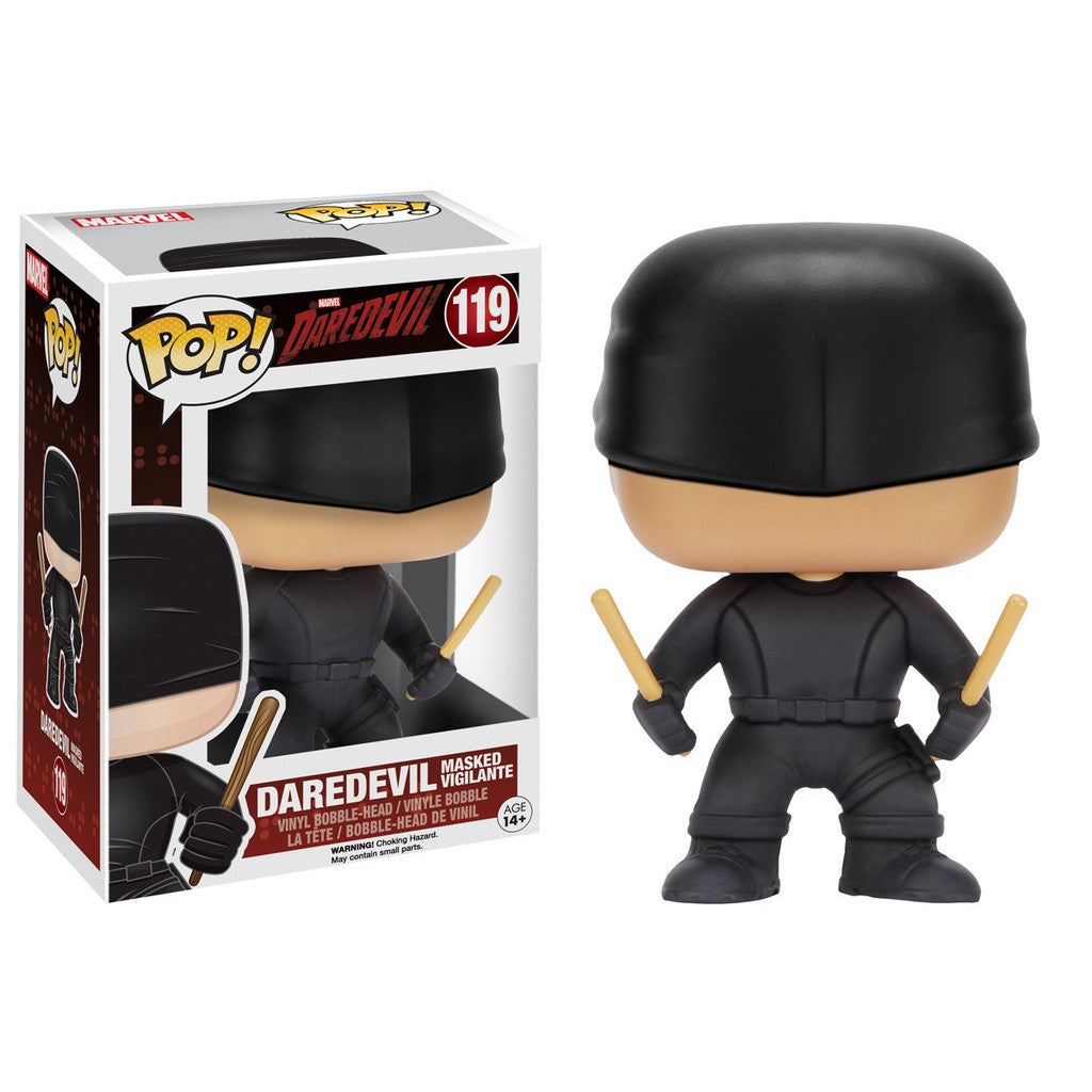 Masked Vigilante - Daredevil - POP! Marvel