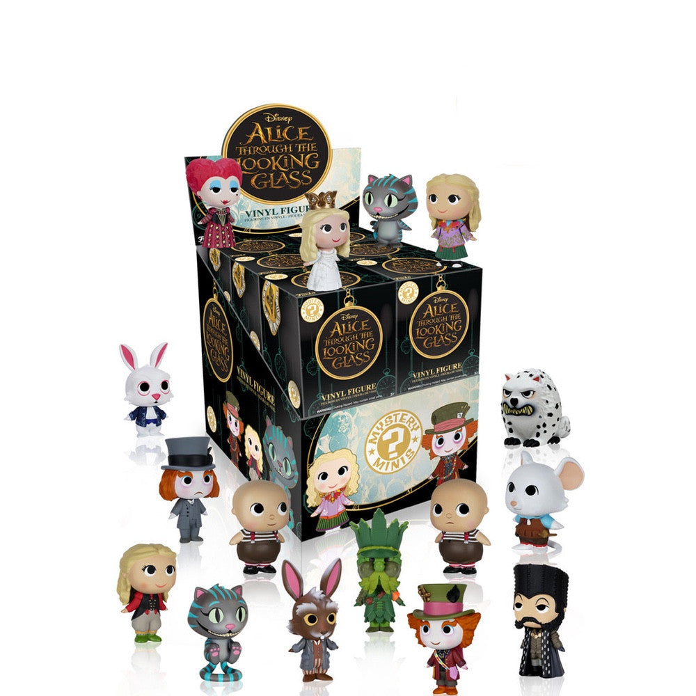 Alice Through the Looking Glass Mystery Minis - Single Blind Box