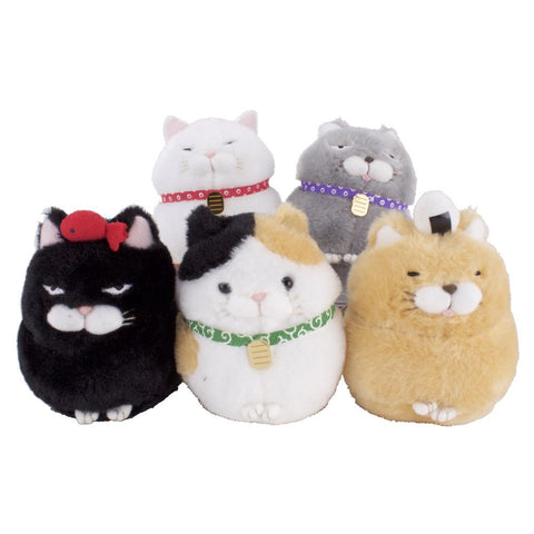 San Ge Ma Plush Cats
