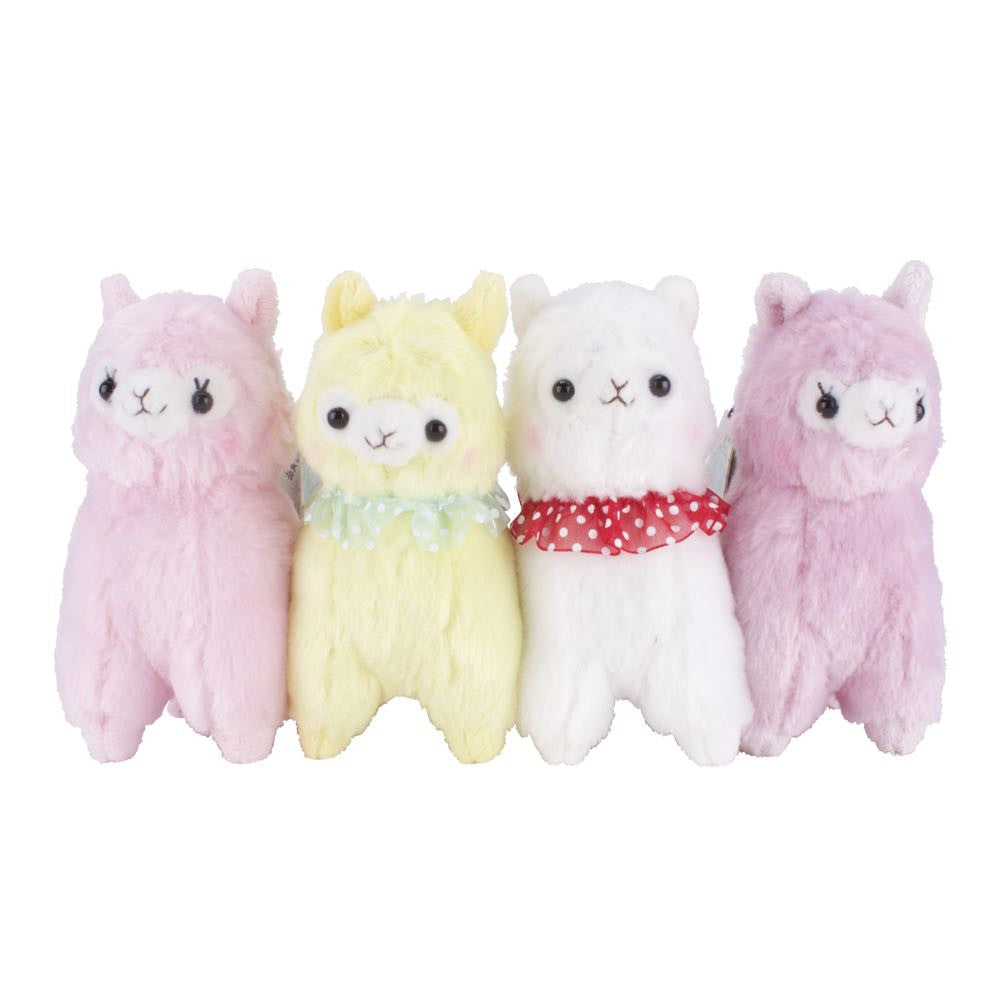 Alpacas Furry Furry - Frilly Plush