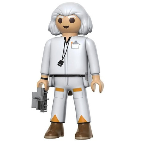 Dr. Emmett Brown - Funko x Playmobil