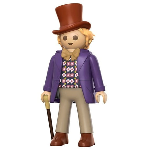 Willy Wonka - Funko x Playmobil