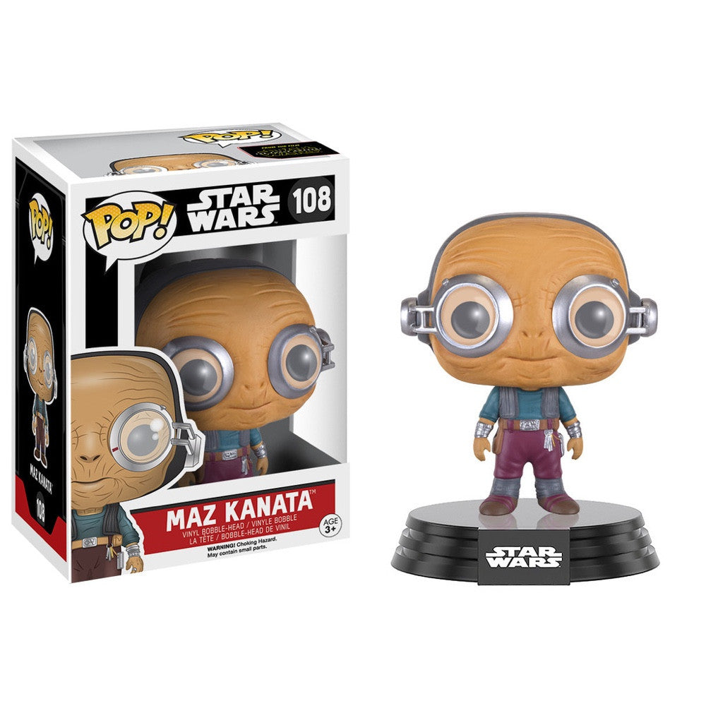 Maz Kanata - POP! Star Wars Episode 7 - Bobble