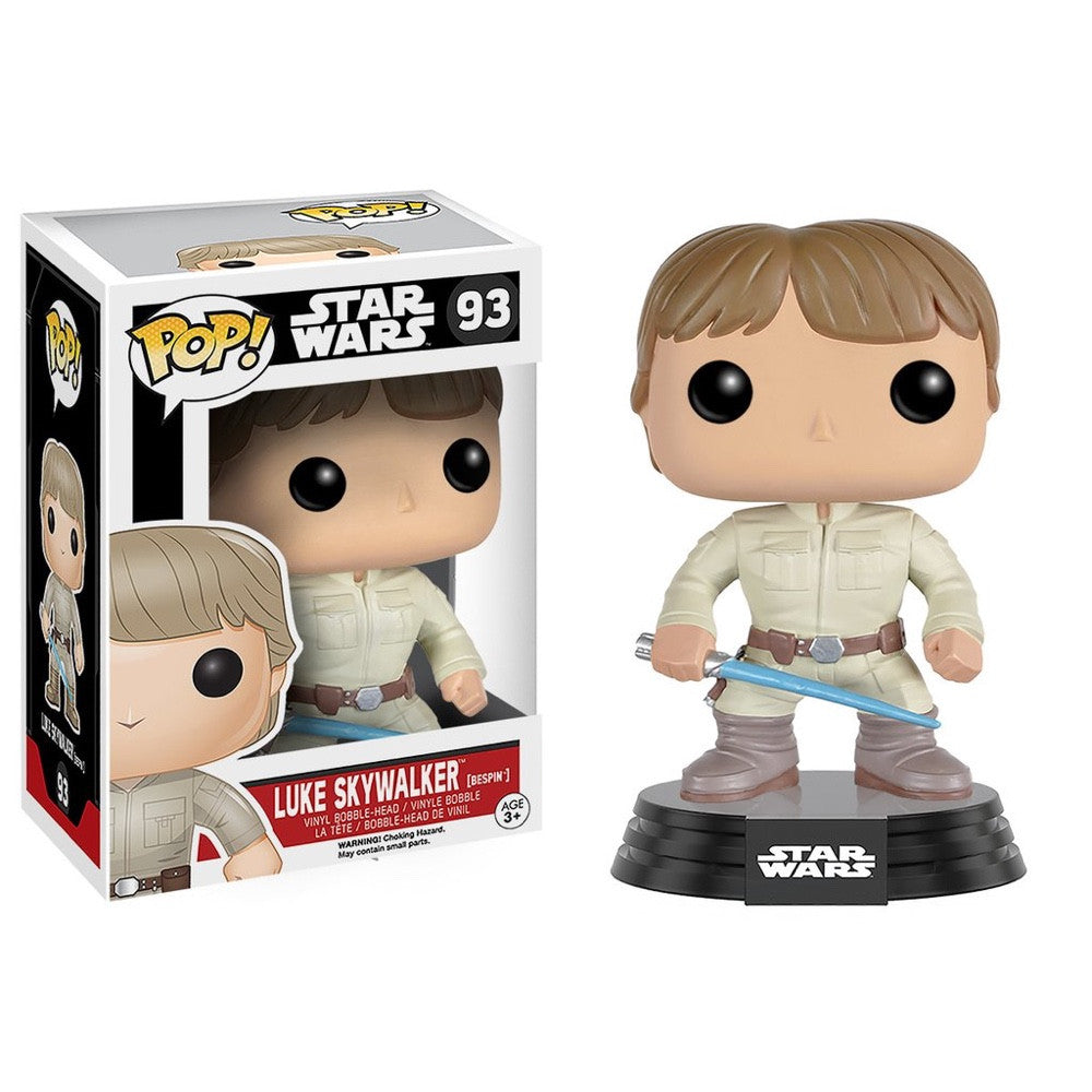 Luke Skywalker (Bespin) - POP! Star Wars - Bobble