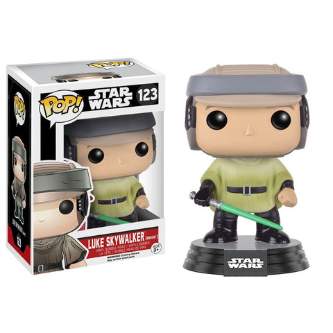 Luke Skywalker (Endor) - POP! Star Wars - Bobble