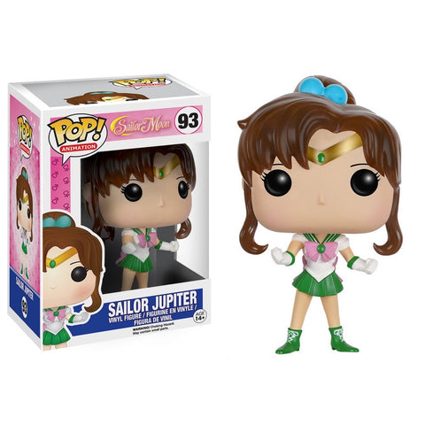 Sailor Jupiter - Sailor Moon - POP! Animation