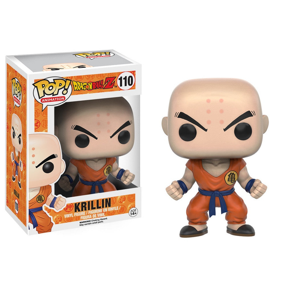 Krillin - Dragonball Z - POP! Animation