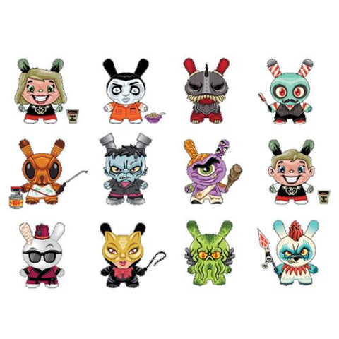 The Odd Ones Dunny Mini Series - Blind Box Pre-Order