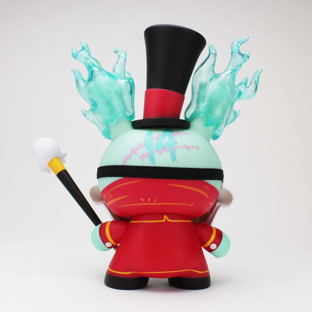 "Lord Strange 8"" Dunny Red"