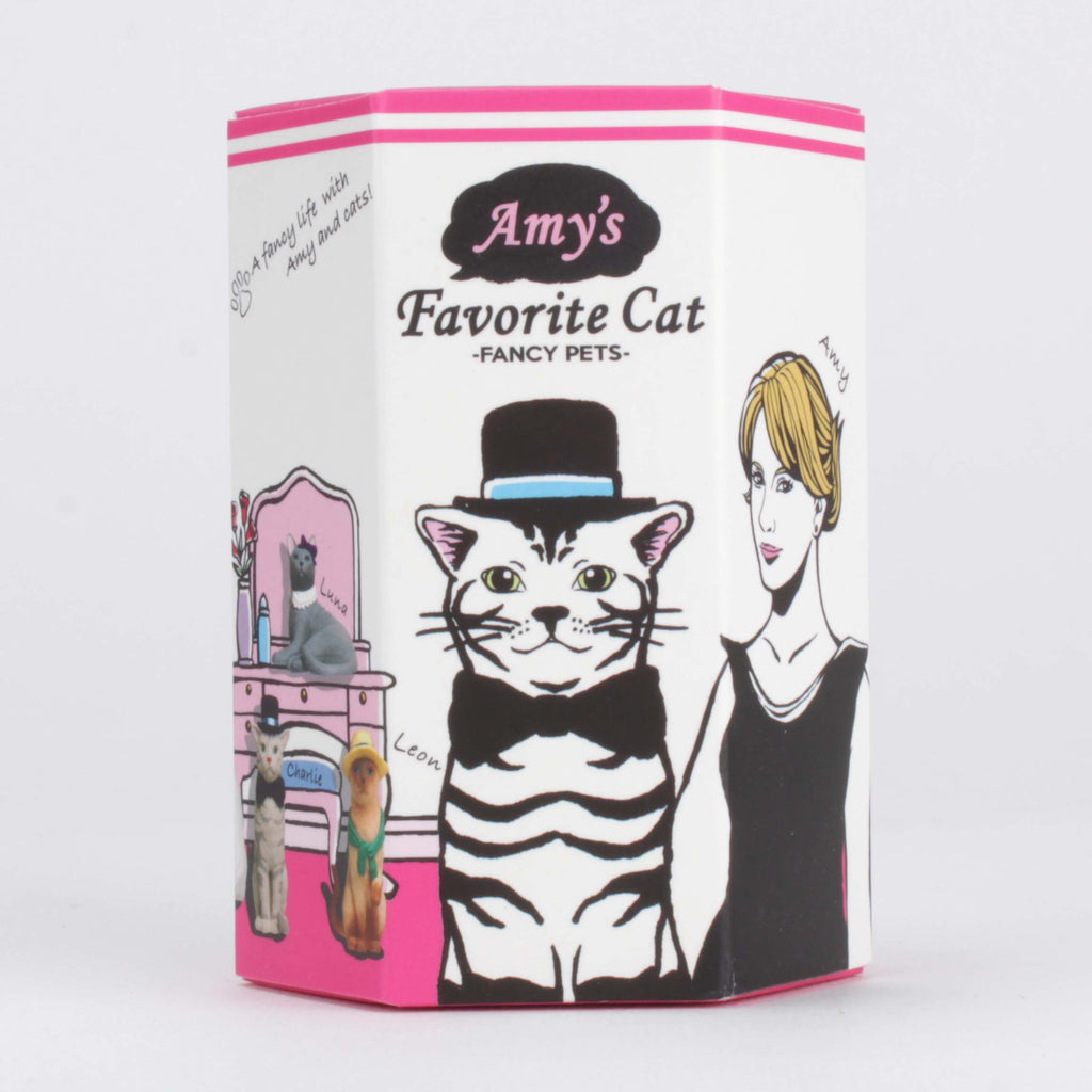 Fancy Pet's - Amy's Favorite Cat - Single Blind Box