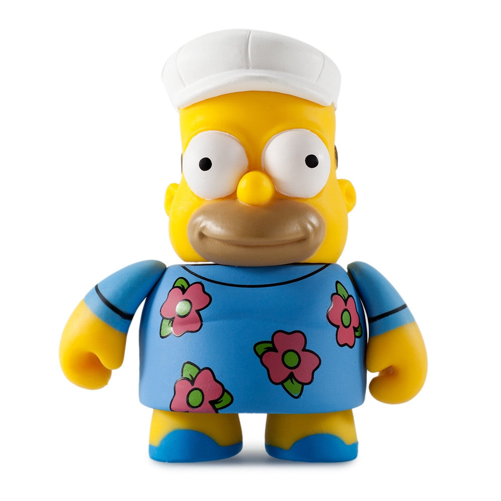 Simpsons 25th Anniv. Mini Figure - Single Blind Box
