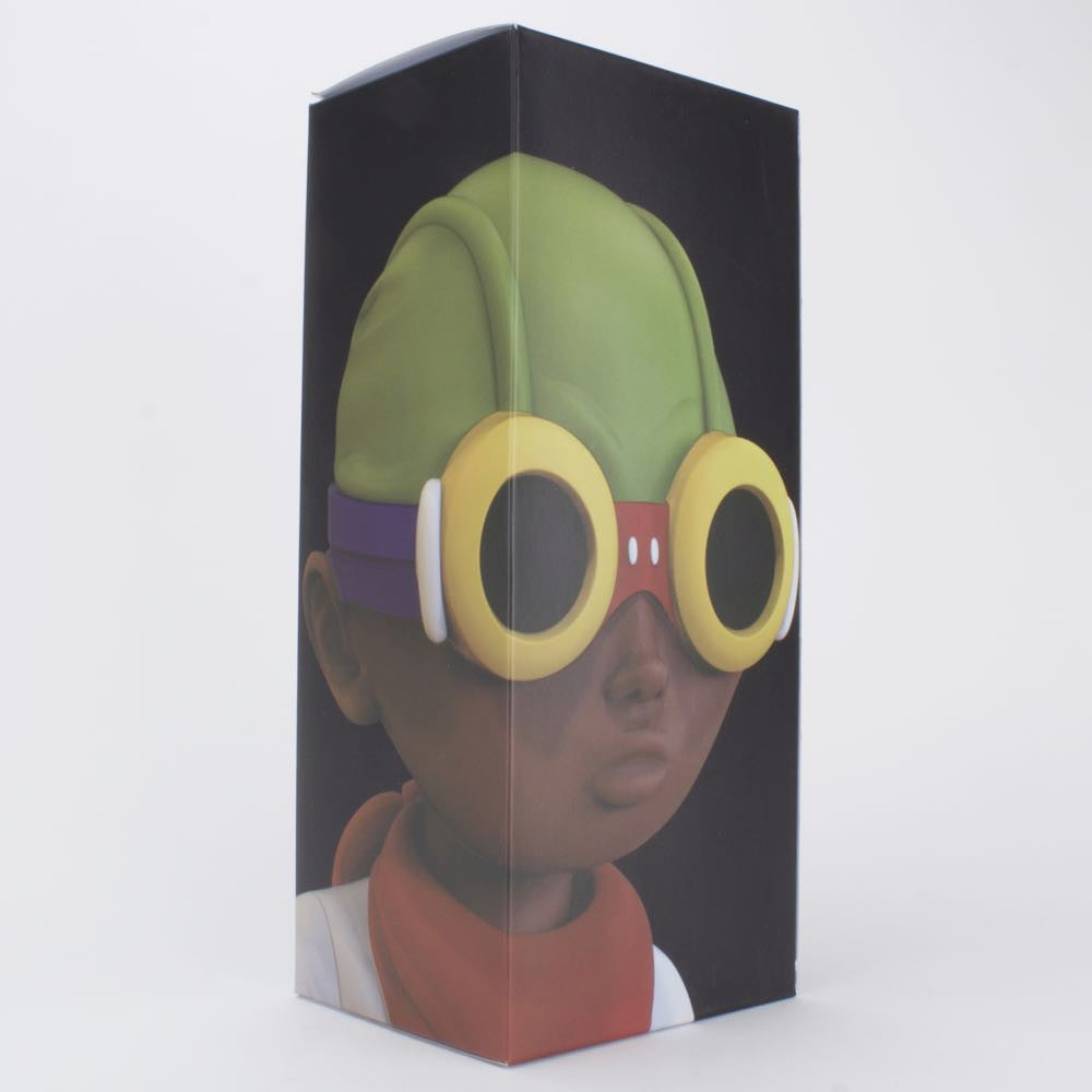 Fly Boy by Hebru Brantley - Original