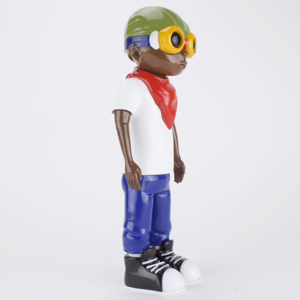Fly Boy by Hebru Brantley - Candy Paint