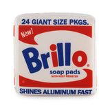 Andy Warhol Brillo Box Medium Plush - Pre-Order