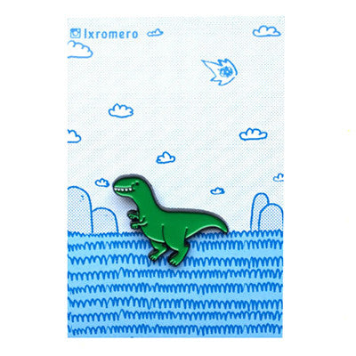 Tiny Dinosaur Enamel Pin