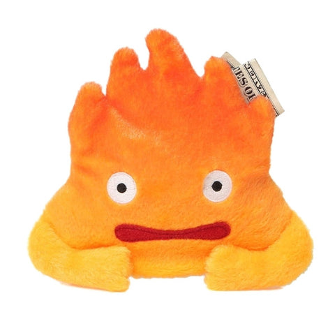Calcifer Coin Purse - Howl's Moving Castle Plush