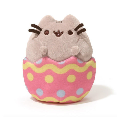Easter Egg Pusheen - 4.5 inches