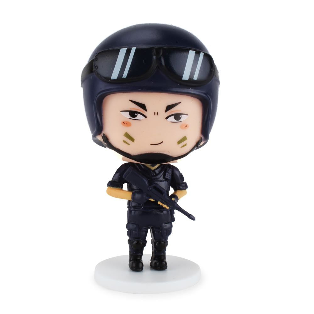 Best Happy Police Friends - Swat Team Officer Xu