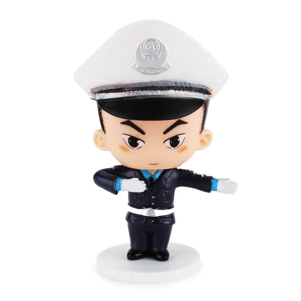 Best Happy Police Friends - Traffic Cop Huang