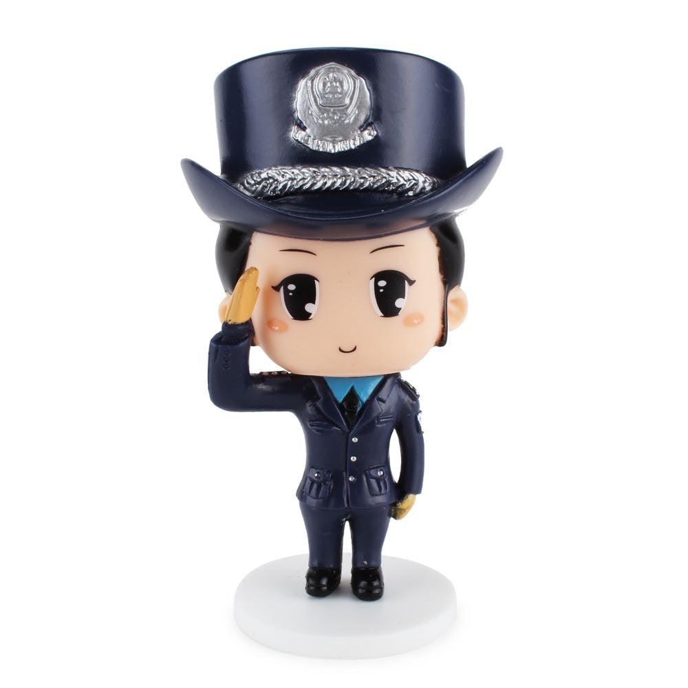 Best Happy Police Friends - Patrol Officer Lin