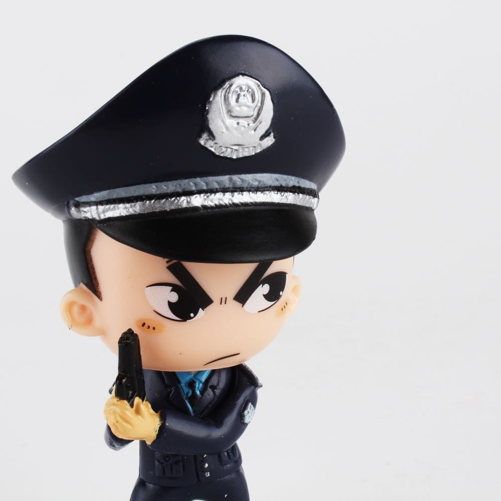 Best Happy Police Friends - Vice Officer Chen