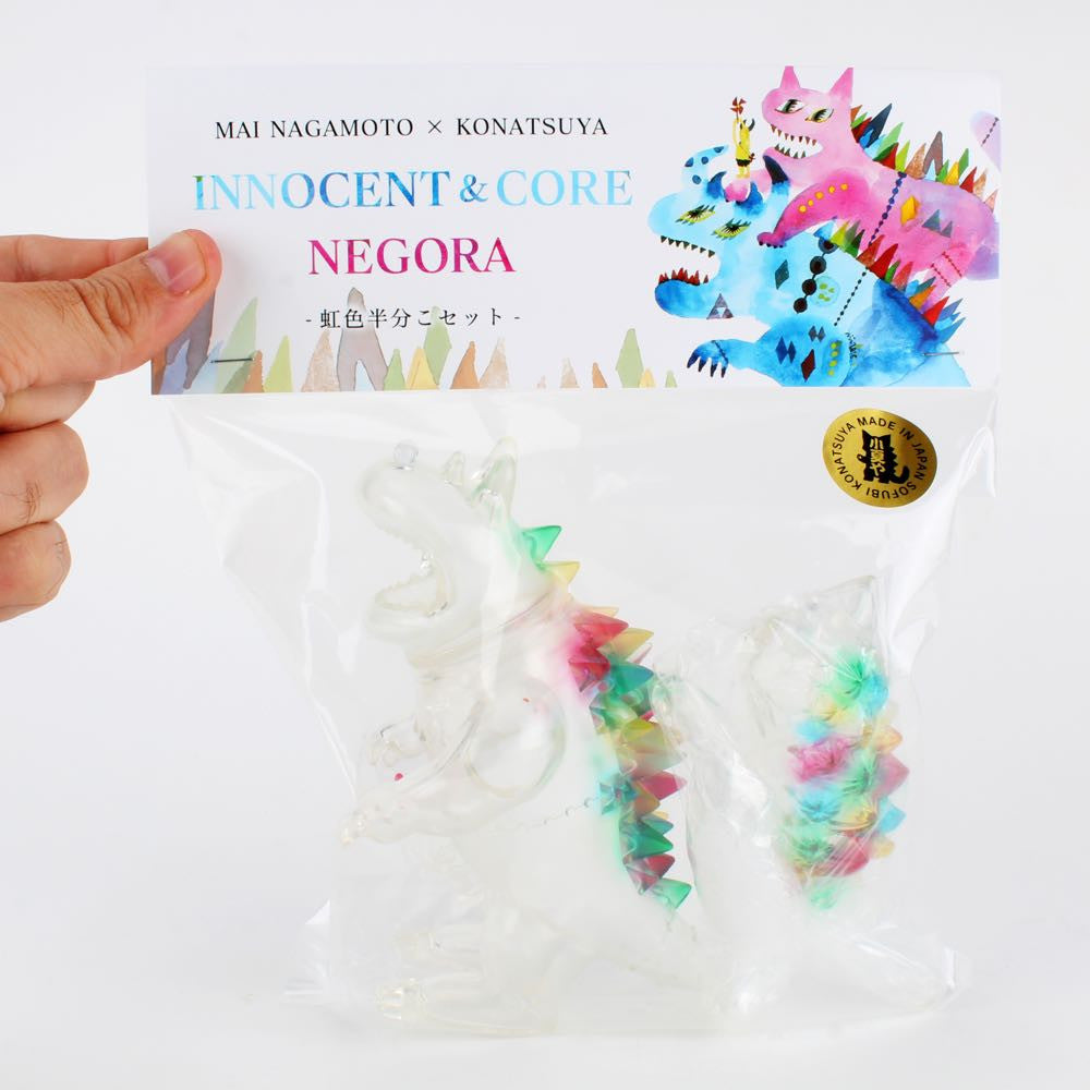 Innocent & Core x Negora Rainbow Set
