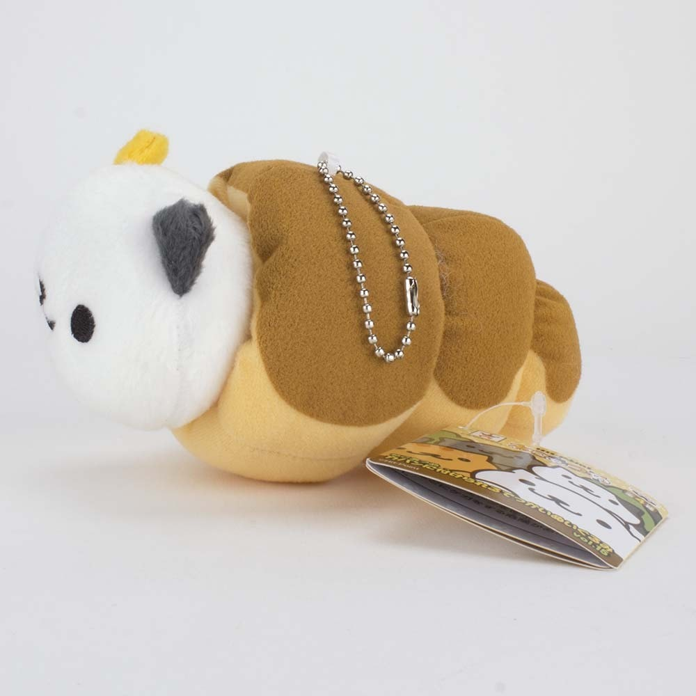Neko Atsume Ball Chain Plush - Dottie