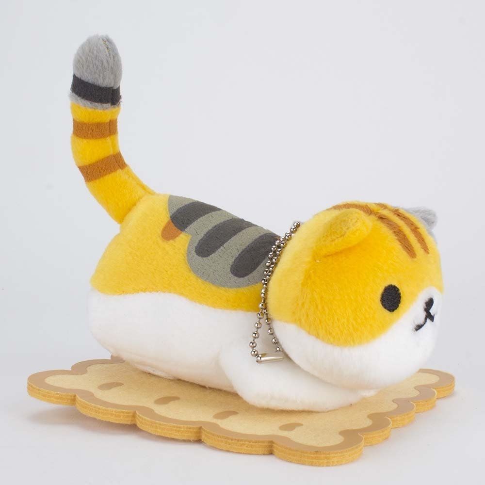 Neko Atsume Ball Chain Plush - Tabitha