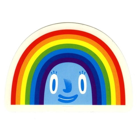 Janice the Rainbow - Nerfect Sticker