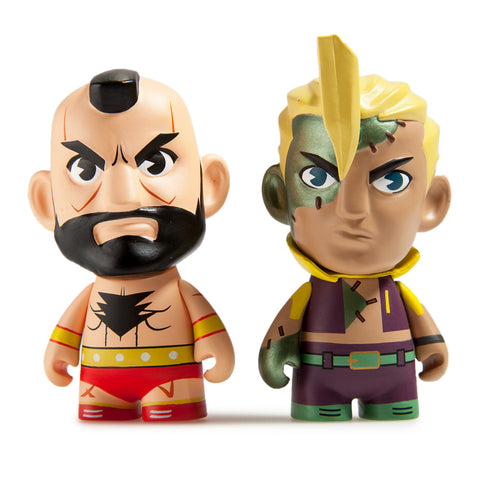Street Fighter V Vinyl Mini Figure Blind Box