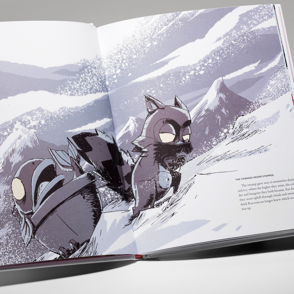 Cold Ways Book