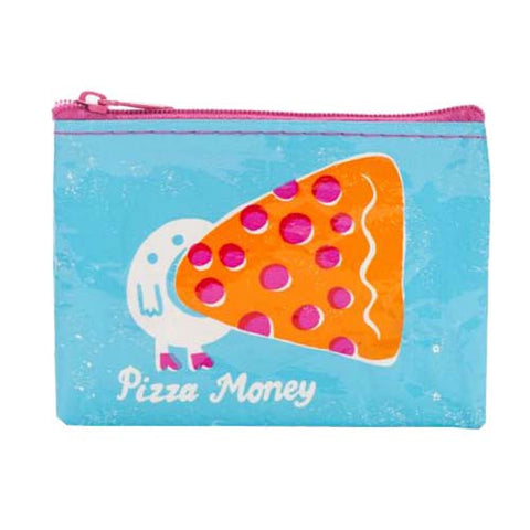 Pizza Money - Coin Purse