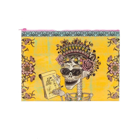 Day of the Dead Jumbo Pouch