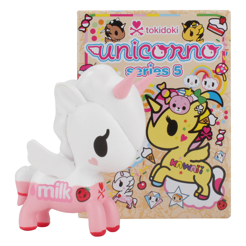 Tokidoki Unicorno Series 5 - Single Blind Box