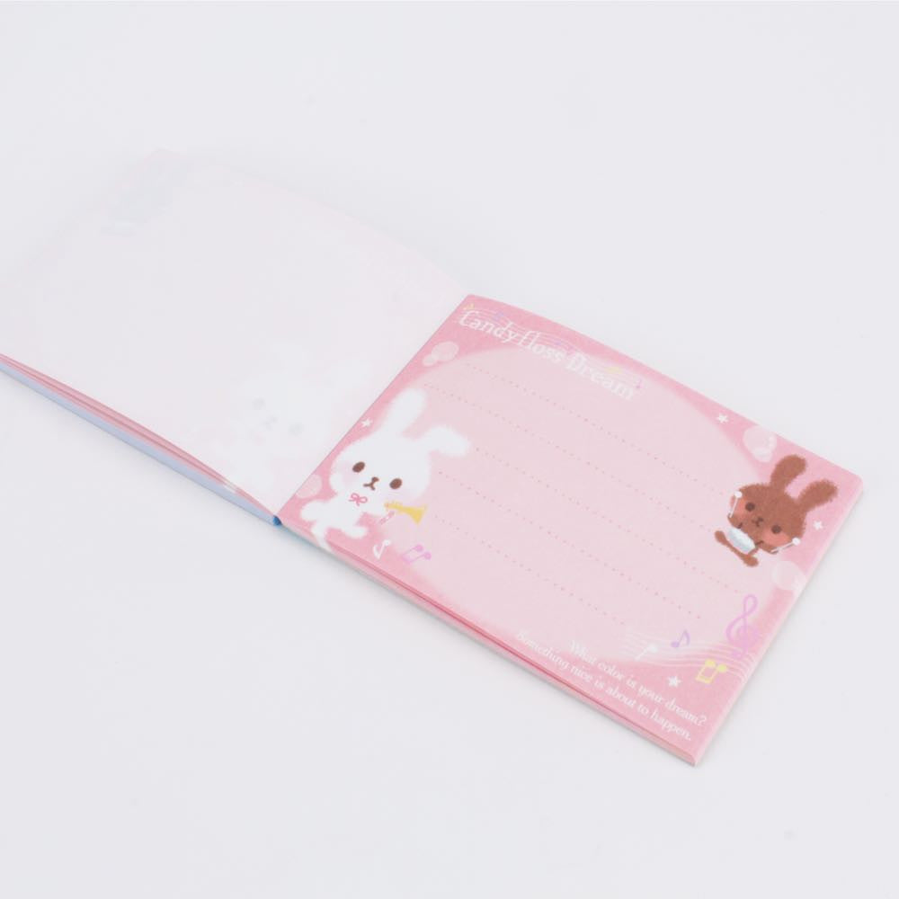 Rabbit Dream Mini Notepad