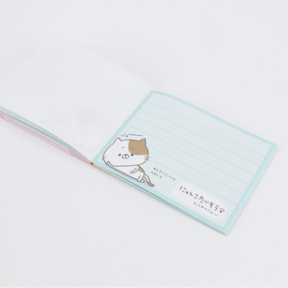 Kamino Cats Mini Notepad