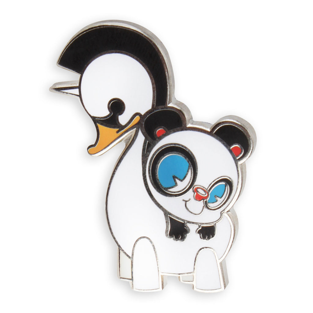 The Artpin Collection - Swanicorn & Panda