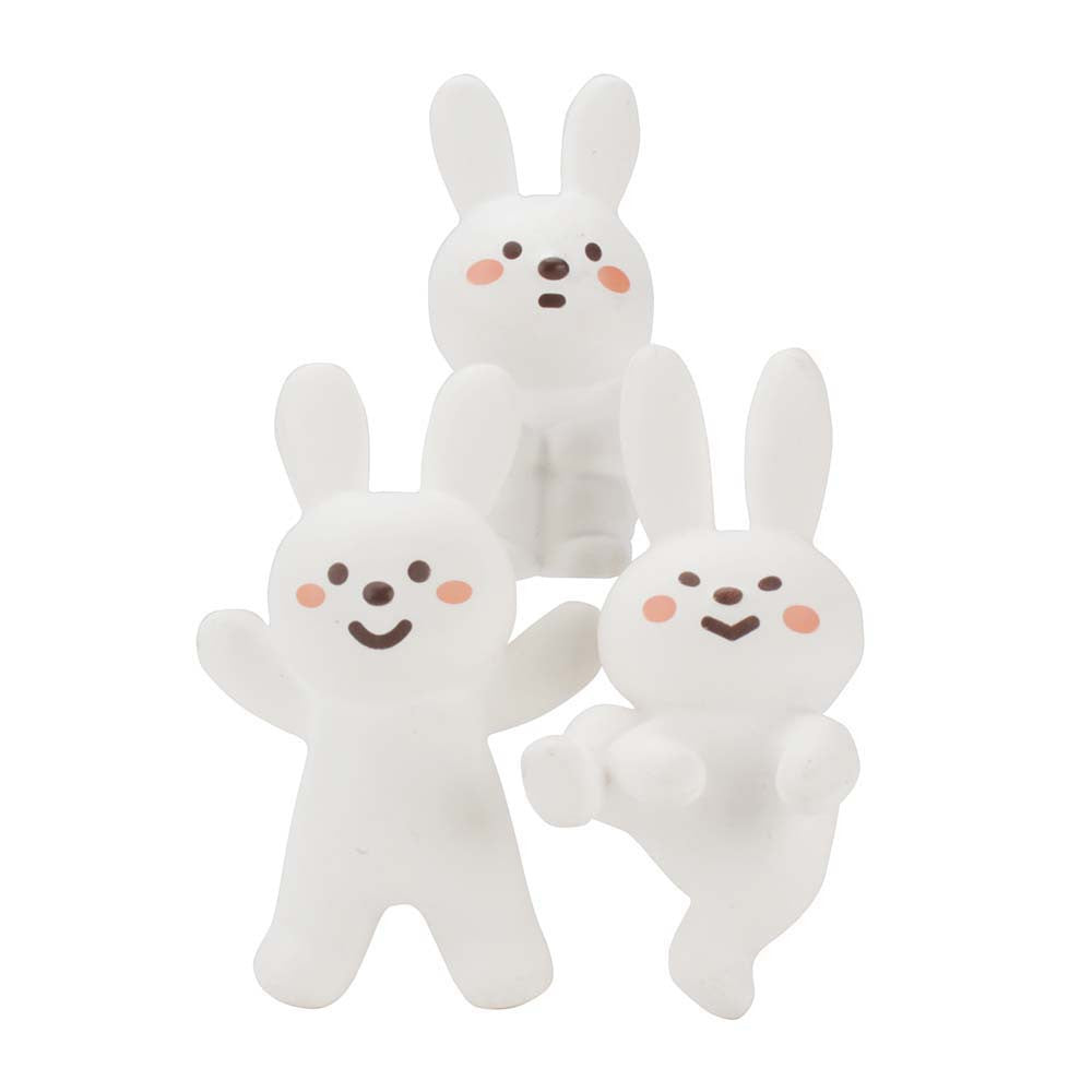 Naughty Rabbits Set 2 by Fluffy House