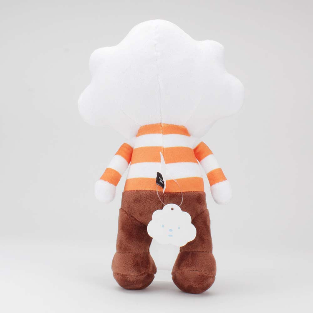 Mr. White Cloud Plush by Fluffy House