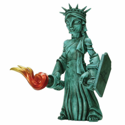 Status of Liberty by Touma