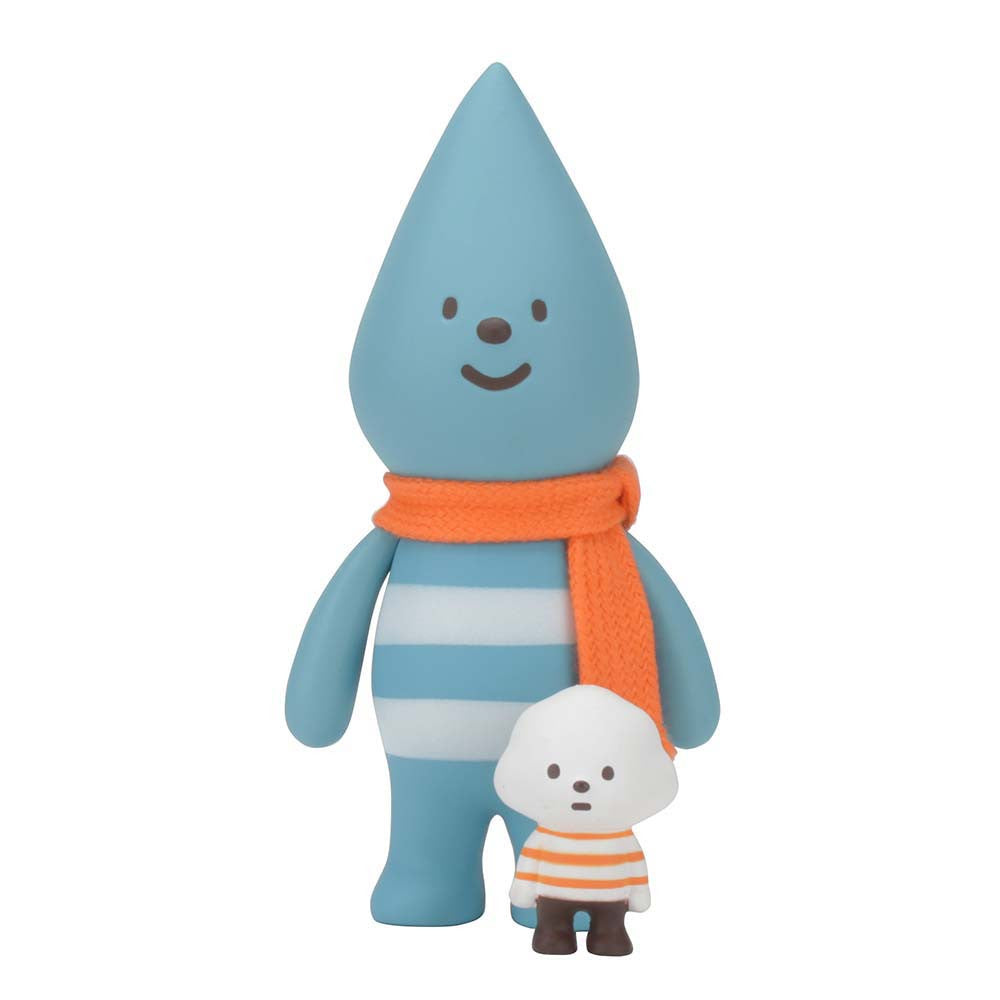 New Little Raindrop & Mini Mr. White Cloud by Fluffy House
